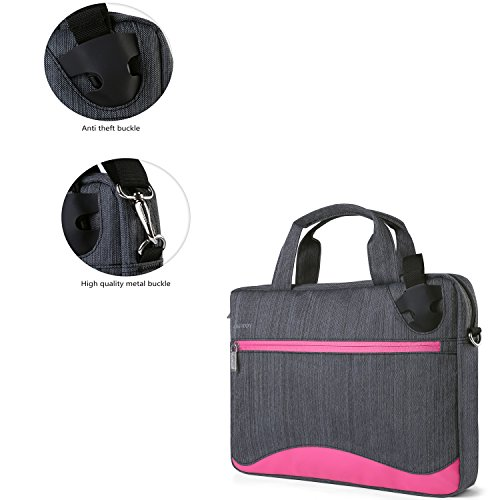 ef3f8413da0 Premium Laptop Bag Shoulder Bag Crossbody Bag Briefcase Messenger Bag  11.6'' to