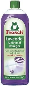 Frosch Lavendel Universal Reiniger, 2er Pack (2 x 750 ml)