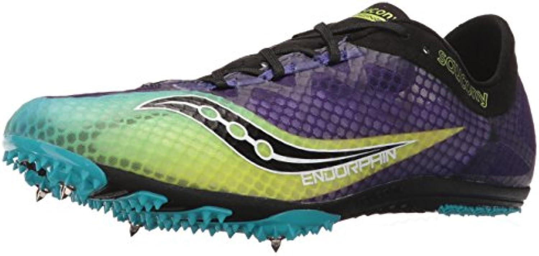 Saucony Men's Endorphin Track Spike Racing Shoe