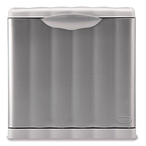Mülleimer Amica 20 Liter mit Kippfunktion Modulsystem Grau • Papierkorb Abfalleimer Abfallbehälter Mülltrennung Abfallsammler 20L