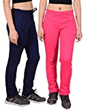 #10: Sweekash Women's Track Pant Combo (Pack of 2)