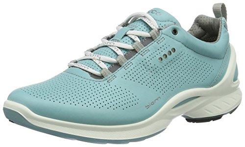 Ecco Biom Fjuel, Chaussures De Sport Outdoor Pour Femme Bleu (1241aquatic)