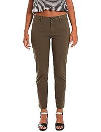 Amazon.it  Liu Jo Jeans - Verde   Pantaloni   Donna  Abbigliamento 0c81140f2ef