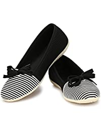 Alexa Women's Velvet Belly Shoes