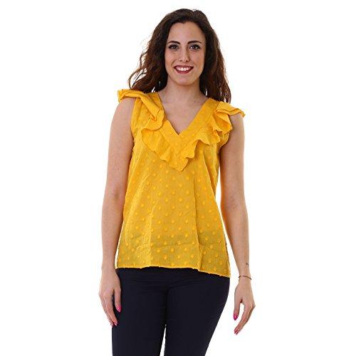 emme-marella-larva-camiseta-003-arancione