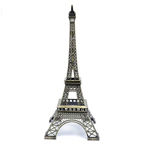 Yililay Torre Eiffel París Estatua Metal Torre Eiffel