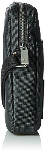 Lacoste Tasche durch Men 's Classic 22cm Black (Schwarz)