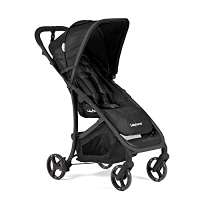 Silla de paseo Emotion 3,0 Black2Black