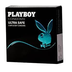 Préservatif Playboy Ultra Safe Boite de 3