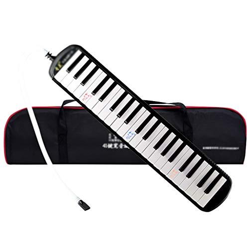 Melodica-Instrument, Anfänger mit 41 Tasten verwenden den Unterrichtsunterricht für Erwachsene, um das Klangklavier zu Spielen