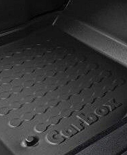 Auto Fussraumschale Fussmatte Beifahrerseite schwarz geruchlos formstabil passgenau Hinweis beachten