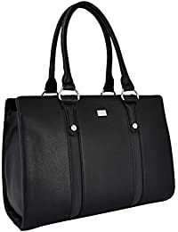 c7697e3757 David Jones - Women's Large Size Tote Handbag Long Handles Shoulder Bag  Faux Leather Ladies Handbags