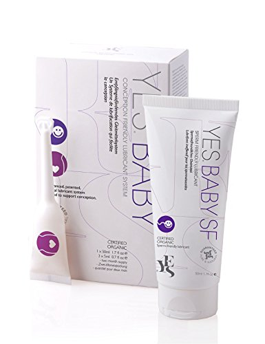Yes Baby Conception Friendly Lubricant System