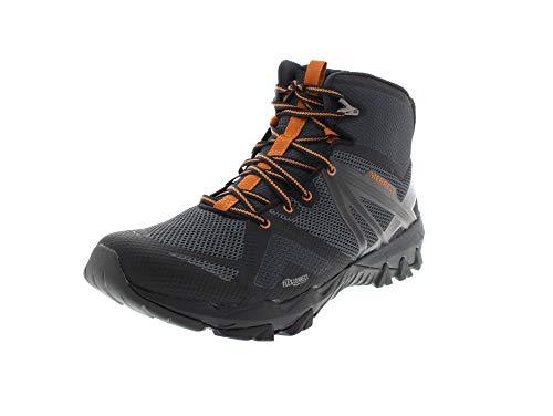 Merrell MQM Flex Mid Gore-TEX Wandern Stiefel - AW18, Grey, 48 EU
