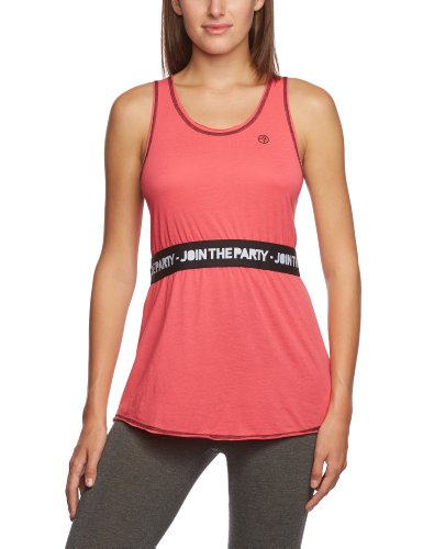 Zumba Fitness Sexy In a Cinch Top Femme Cosmo