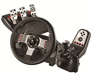 Logitech G27 Force Feedback Wheel and Pedal Set (PS3/PC) [import anglais]