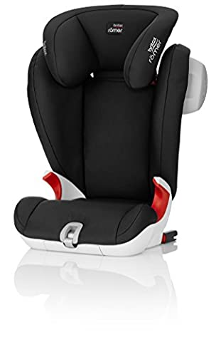 Britax Römer KIDFIX SL SICT High-Backed Booster Car Seat, Group