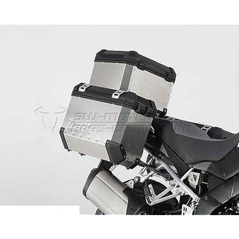 Maletín Sistema Trax Evo Negro. 37/37L. Suzuki V de corriente 1000(14).