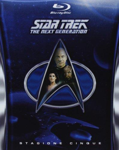 Star Trek - The Next Generation - Stagione 5 (6 Blu-Ray)