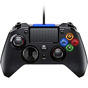 VicTsing PS4 Controller- Wired Gaming Gamepad