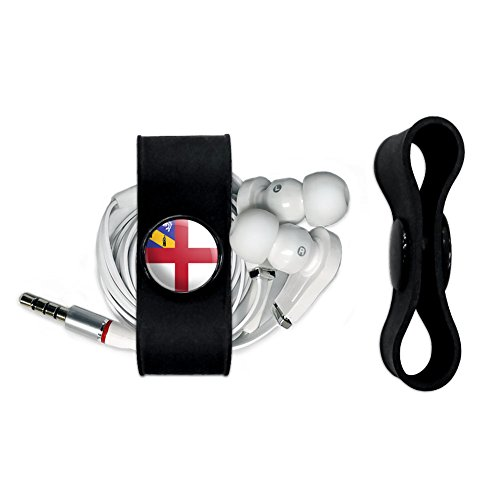 herm-flag-headphone-earbud-cord-wrap-charging-cable-manager-wire-organiser-set-black