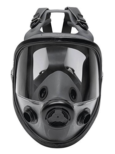 Preisvergleich Produktbild Honeywell 1034744 Full Face Mask N5400 Twin PSS