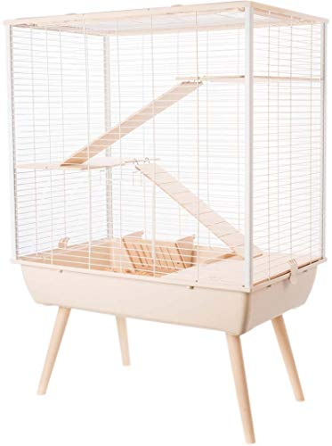 Cage Neo Cosy Grand Rongeur L 77.5 X P 47.5 X H 109 Cm...