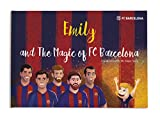My Magic Story - Personalisiertes englisches Kinder-Buch The Magic of FC Barcelona