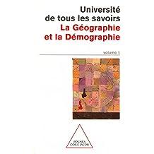 Volume 01 : La Géographie et la Démographie