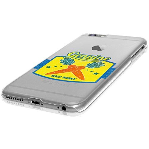 Hardcase Looney Tunes Bugs Bunny Série 1 - What's en haut Doc, Iphone 7 Véritable Carotte