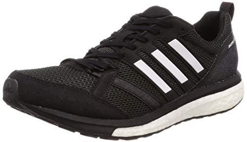 adidas Damen Adizero Tempo 9 W Fitnessschuhe, Schwarz Negbás/Ftwbla 000, 40 2/3 EU