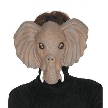 Caretas de goma eva elefante