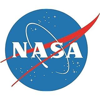 U24 Aufkleber NASA Emblem Autoaufkleber Sticker Konturschnitt