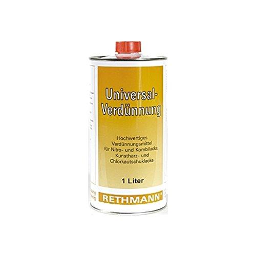 Universal-Verdünnung Auch zum Lackieren geeignet. 1 l Dose Originalnummer: 41519778