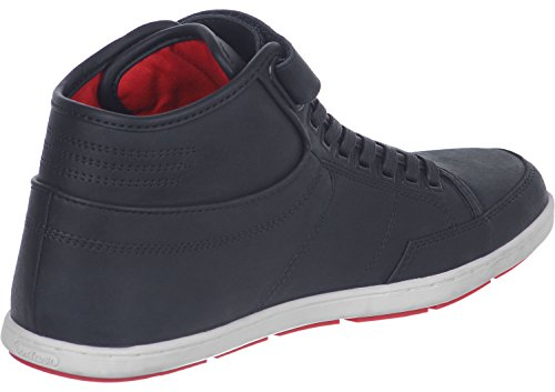 Boxfresh Schuhe Swich Blok BSC Leather Herren dark navy-fiery red (E14001)