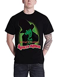 Marilyn Manson Shirt Smells Like Children Logo Official Mens Black