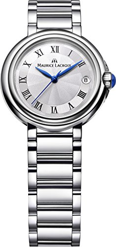 Maurice Lacroix Fiaba Round FA1004-SS002-110 Wristwatch for women Very elegant