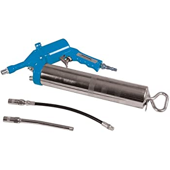 Silverline 427558 Pompe à graisse pneumatique