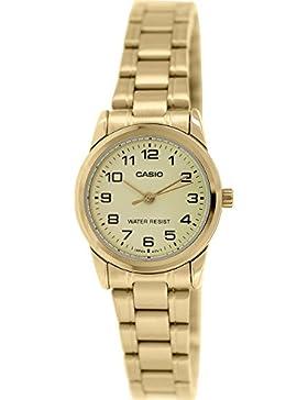 Armbanduhr frau CASIO LTP-V001G-