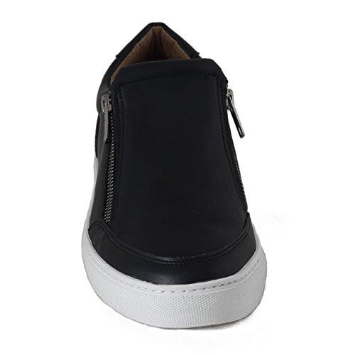 NAE Efe Schwarz - Herren Vegan Sneakers - 3