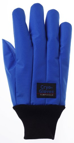 tempshield cryo-gloves WR Handschuhe, Handgelenk Länge, L, blau, ()