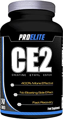 ProElite Creatine Ethyl Ester ( CEE / CE2 ) Hardcore x 240 Tablets