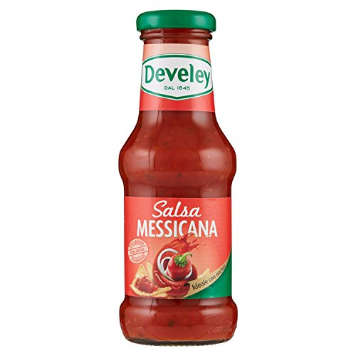 Develey Salsa Messicana, Ideale con Nachos - 250 ml