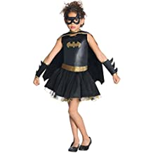 Batman I-881626M - Disfraz de Batman para niña (5 años)
