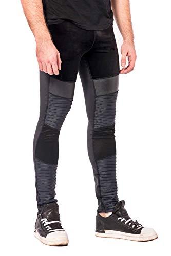 461460207b2 Kapow Meggings hochwertige & stylische Herren Fitness Tights für Gym |  Cross-Fit | Yoga | Running | Cycling | Klettern
