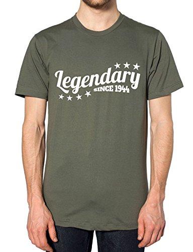 Legendäre seit 1944T Shirt Military Green