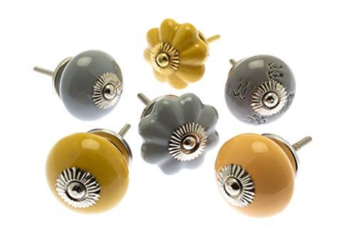 ᐅ Pomelli ceramica gialla : prezzo migliore ᐅ Casa MIGLIORE ...