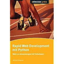 Rapid Web Development mit Python. Web-2.0-Anwendungen mit TurboGears