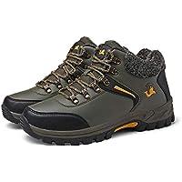 HUALQ S1227 Otoño Zapatos De Hombre Zapatos Deportivos Zapatos Al Aire Libre Zapatos Casuales Zapatos Impermeables De Algodón Zapatos Hombres Cálidos