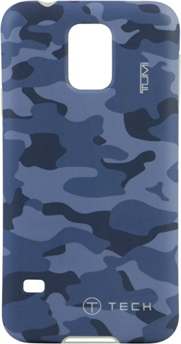 Tumi T-Tech Samsung Galaxy S5 Camo Design Case - Retail Packaging - Lavender Camo